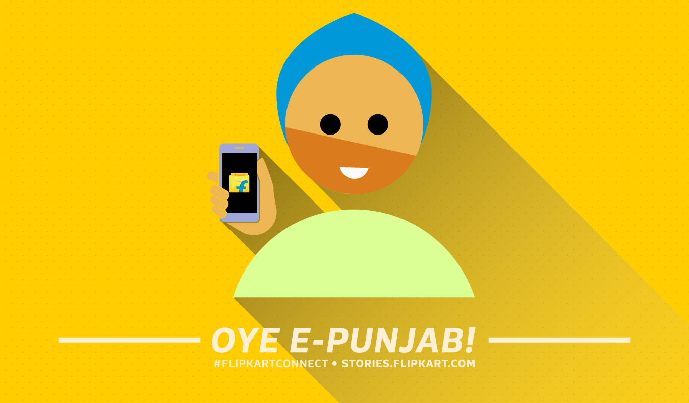 FlipkartConnect – Punjab loves shopping on Flipkart!