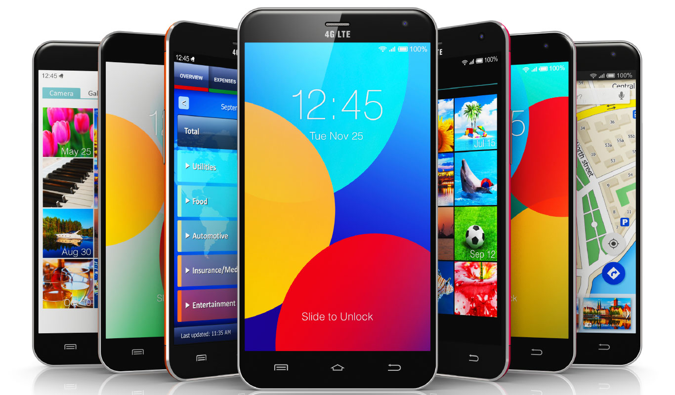 10 most wanted 4G smartphones of 2015