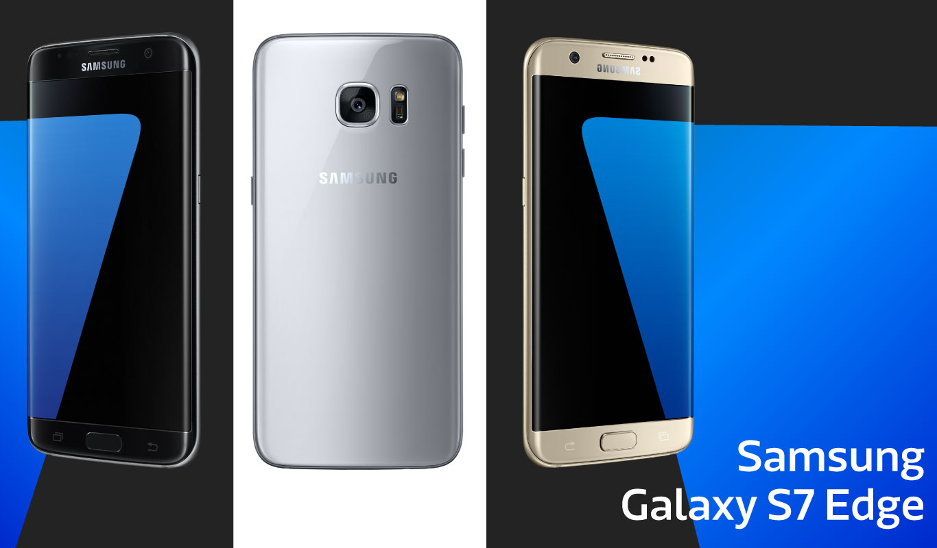 Samsung Galaxy S7 Edge – Online Flipkart Exclusive!