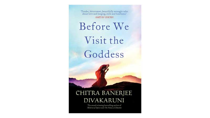 Chitra Banerjee Divakaruni - Before We Visit The Goddess