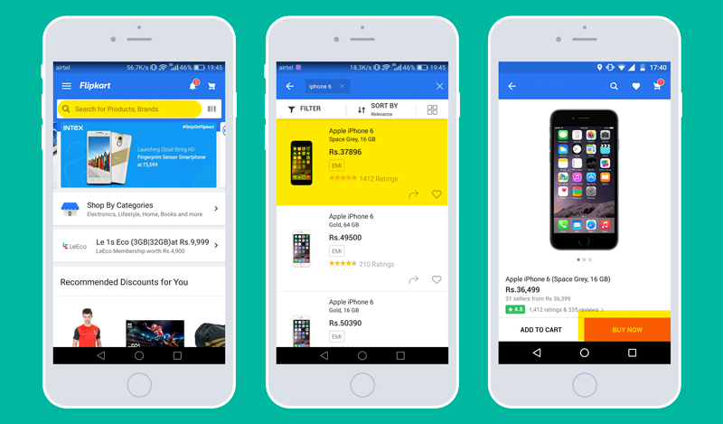 Flipkart No Cost EMI – making your wishes affordable