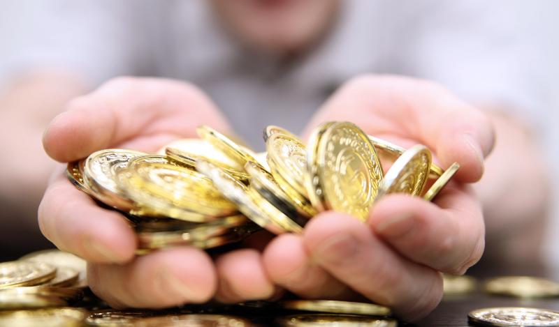 Akshaya Tritiya - Gold Coins