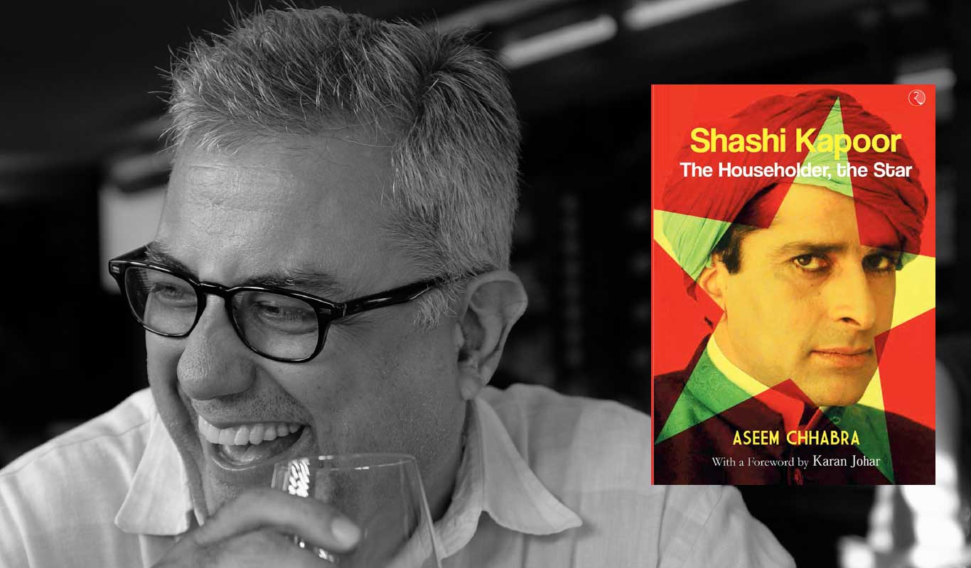 Shashi Kapoor – Aseem Chhabra's eternal fascination