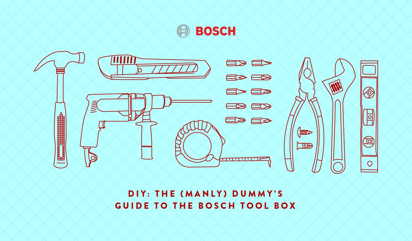 The handyman's guide to the Bosch Tool Kit