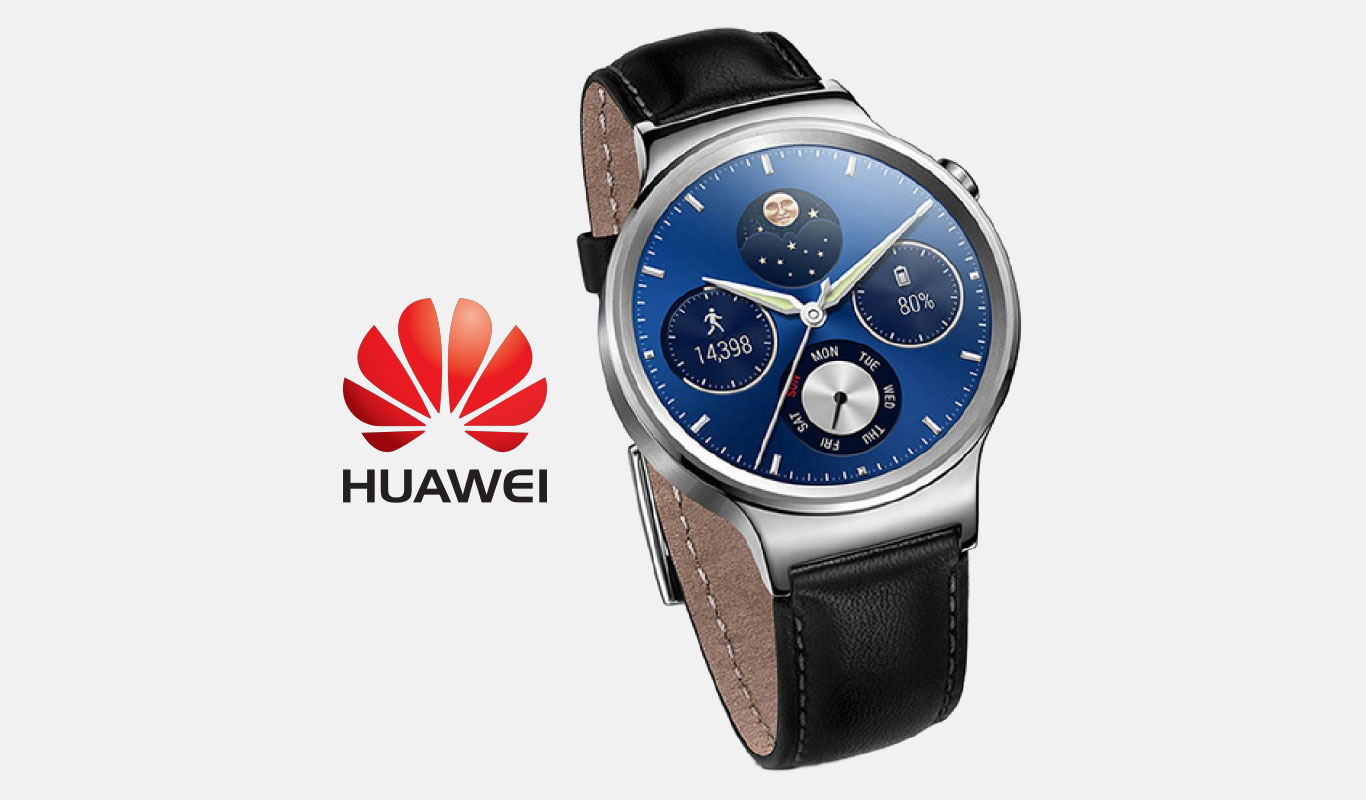 The Huawei Watch - The neo-classic smartwatch