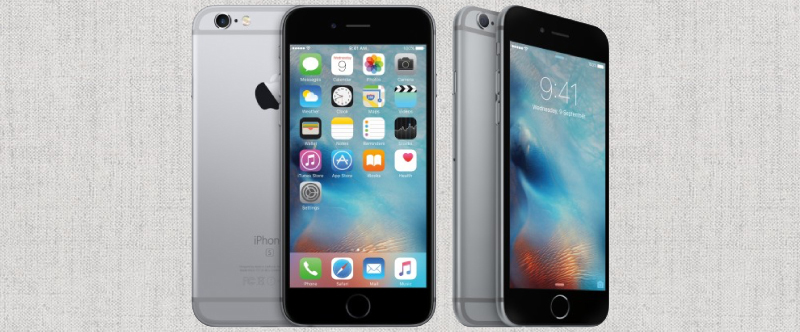 Apple iPhone 6S with Flipkart EMI