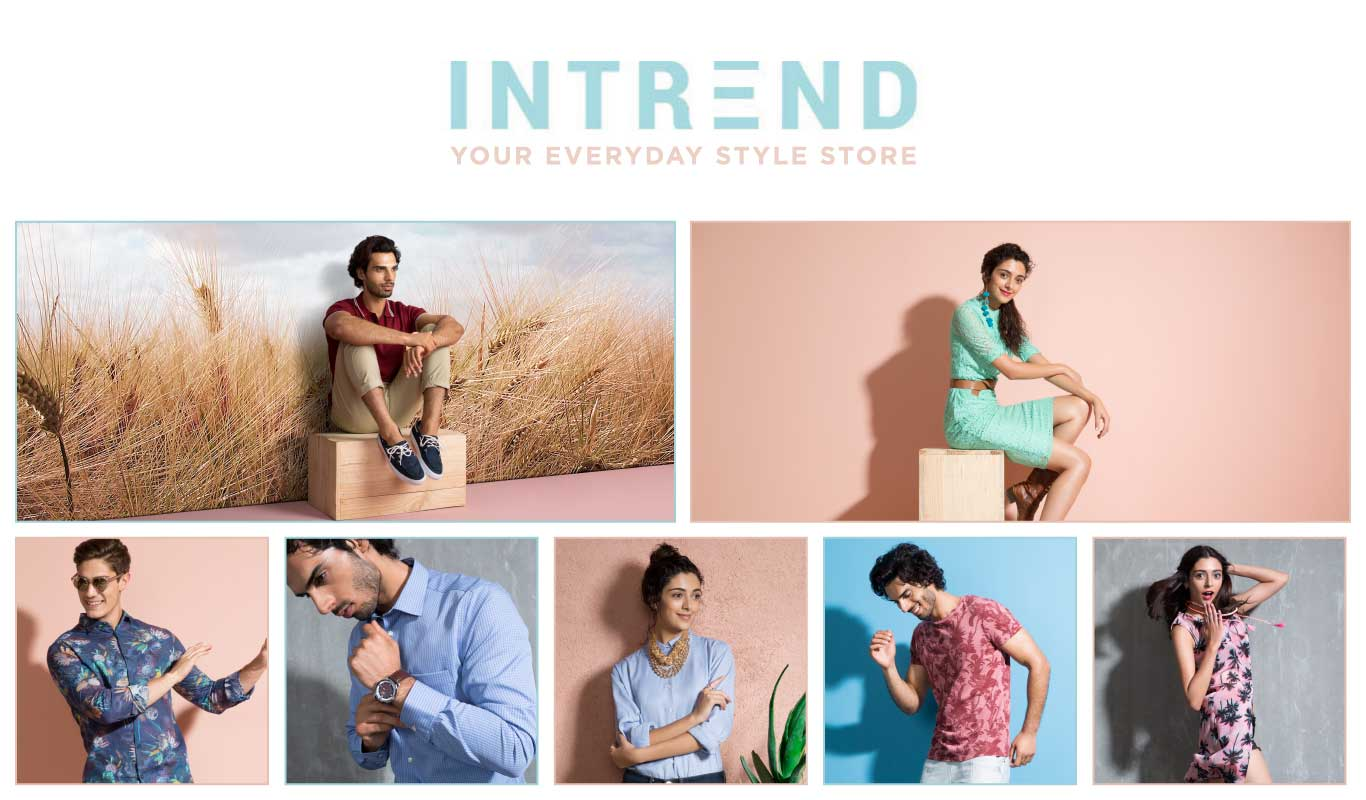 Stay in style with Flipkart InTrend – Your everyday style store