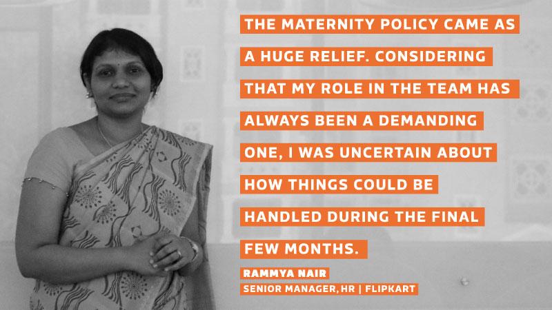 Mothers of Flipkart - Rammya Nair