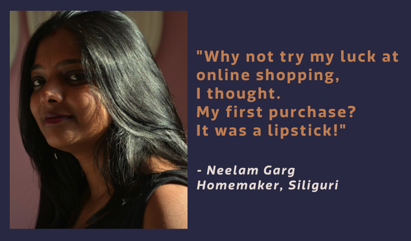 Flipkart women shoppers non-metro cities