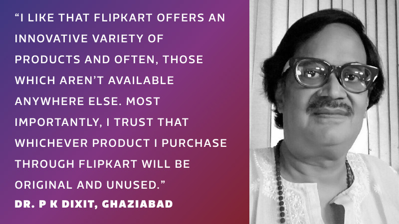 Flipkart loyal customers