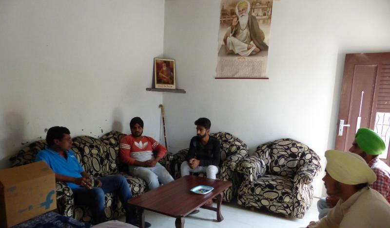 Sachin Bansal in Makhu