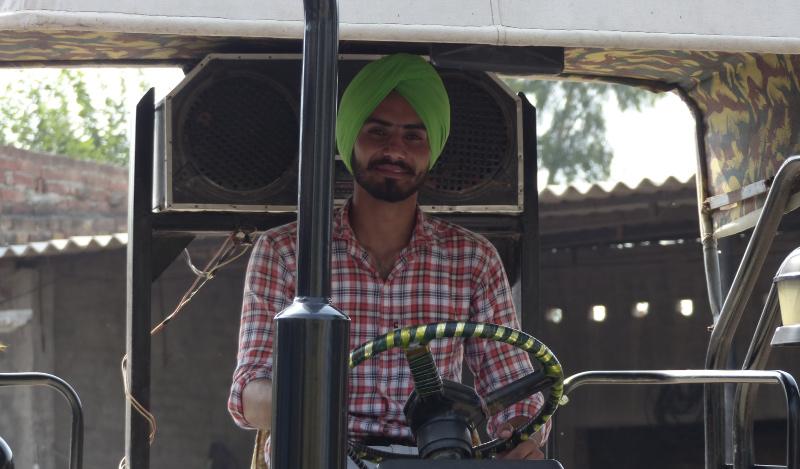 Punjab Makhu Gurwinder Singh