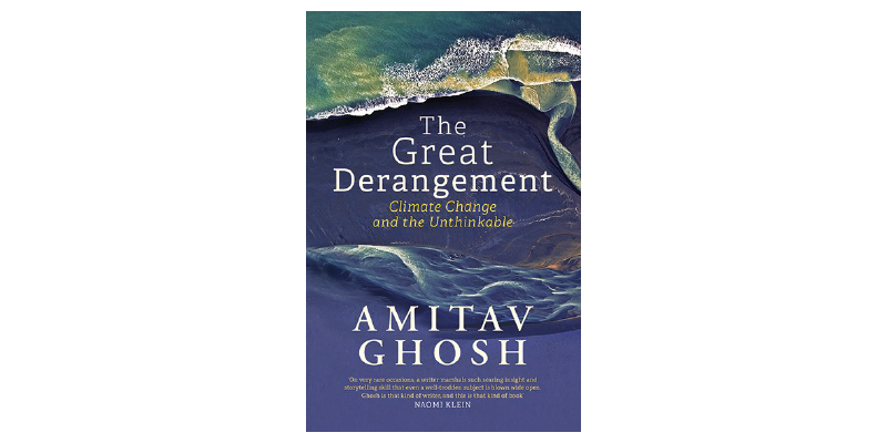 Pre-order books - The Great Derangement by Amitav Ghosh