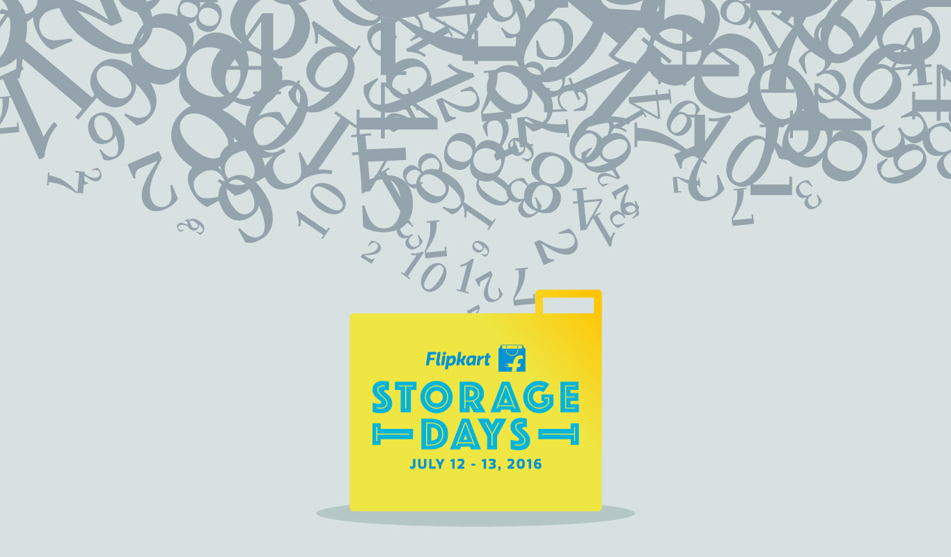 What you shouldn't miss during Flipkart Storage Days!