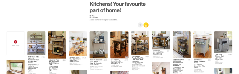 Check out some interesting Kitchen ideas for your bachelor pad on our Pinterest board.