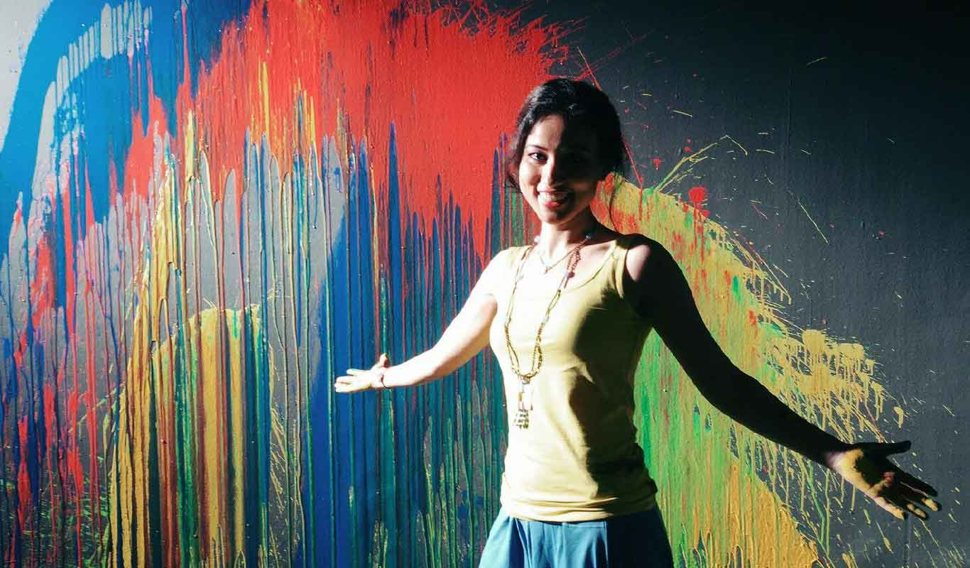 How Flipster Namrata Saigal Manrai juggles strategy cases and her easel