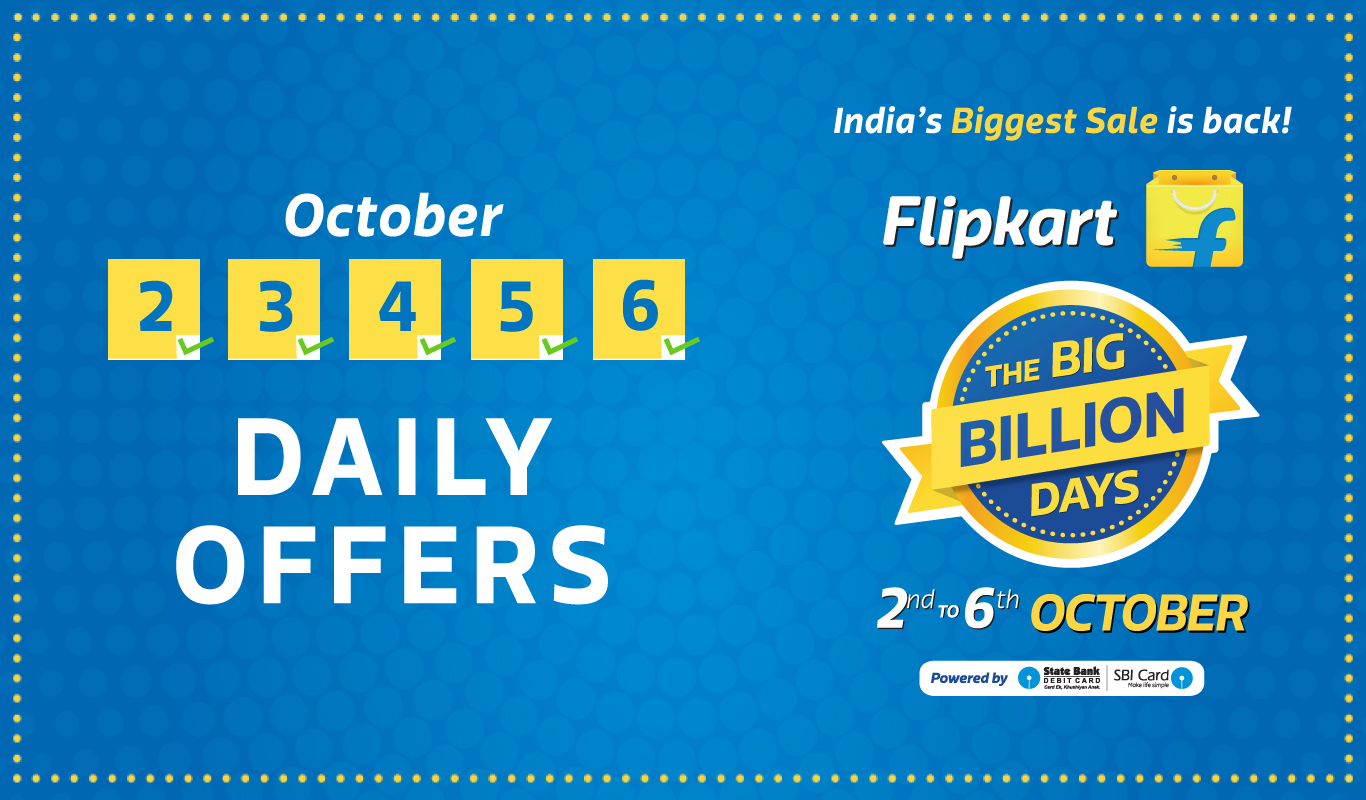 Flipkart big billion day mobile offers 2019- best phone to buy in sale