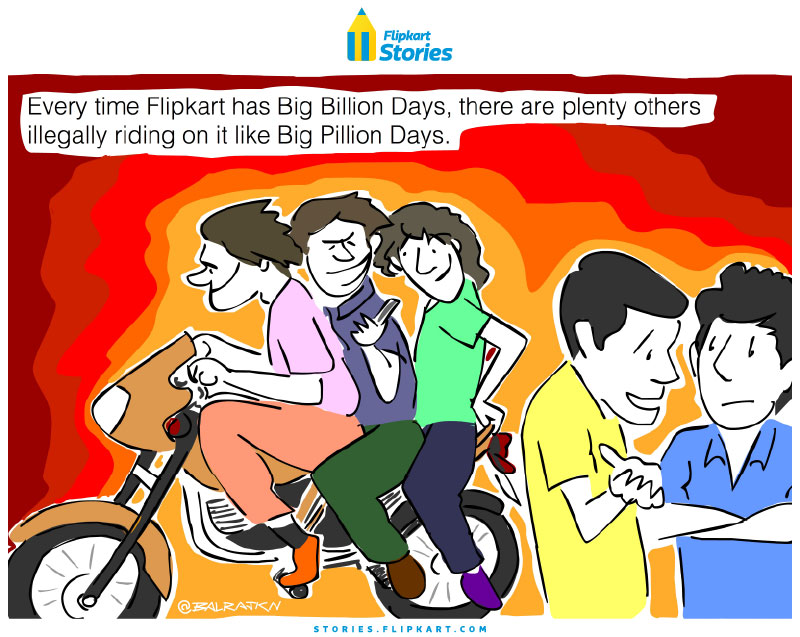 Fake online games were the rage during Flipkart's Big Billion Days sale