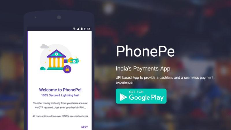 Phonepe From Flipkart