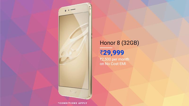 premium smartphone deals Honor 8
