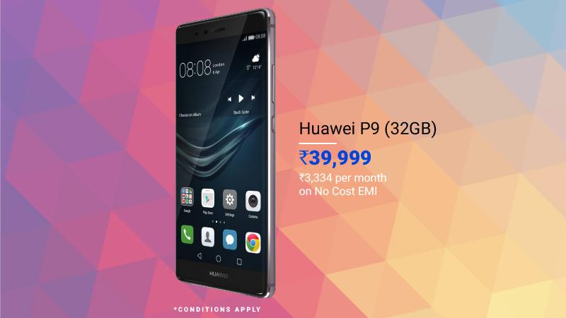 premium smartphone deals Huawei P9