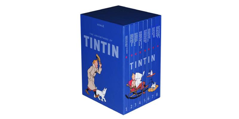 Tintin books on Flipkart