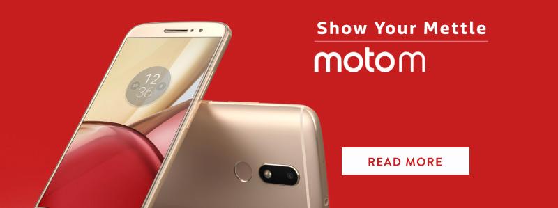 Moto M contest