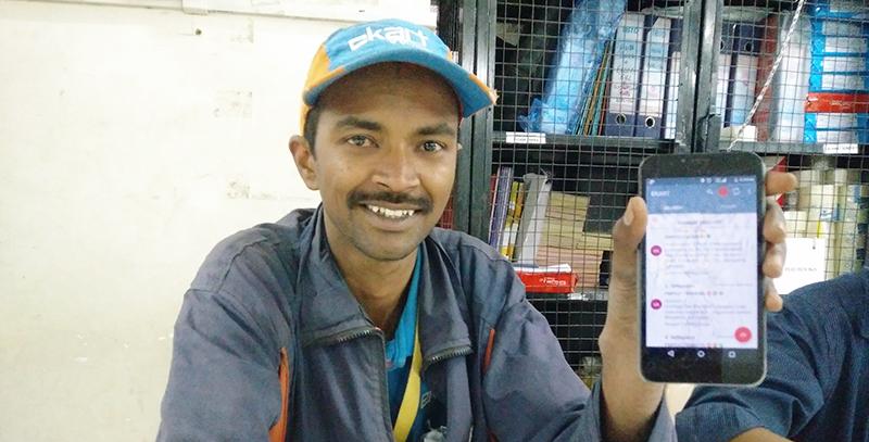 A tribute to Nanjunda Swamy
