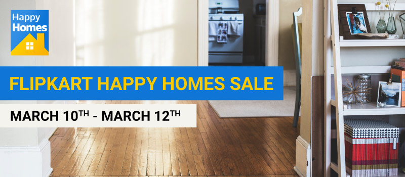 Happy Homes Sale