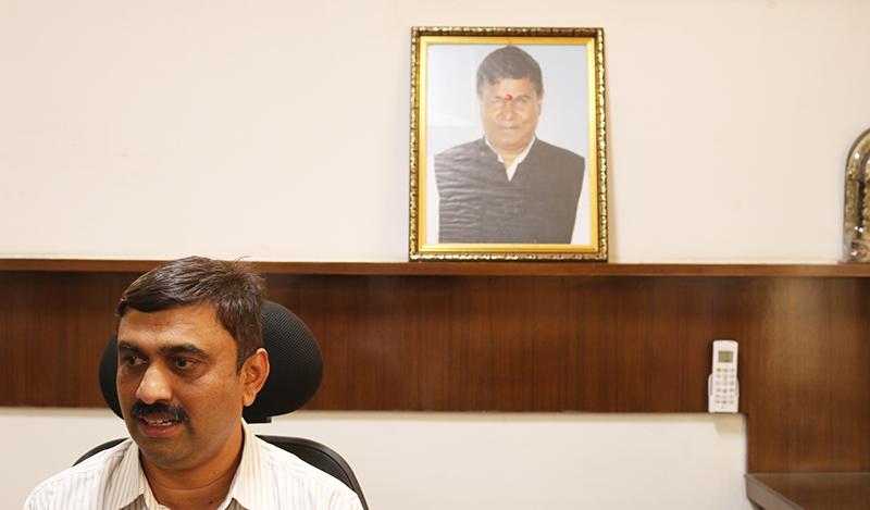 Mahantesh, Founder Trustee, Samarthanam Trust