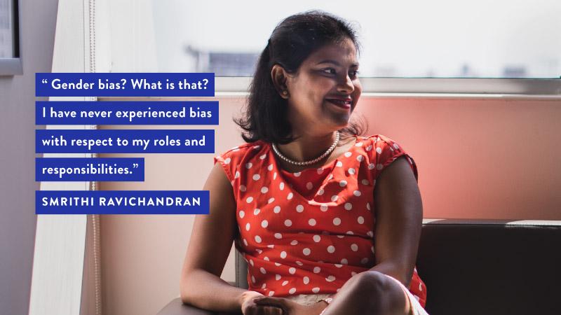 #WomenOfFlipkart - Smrithi Ravichandran