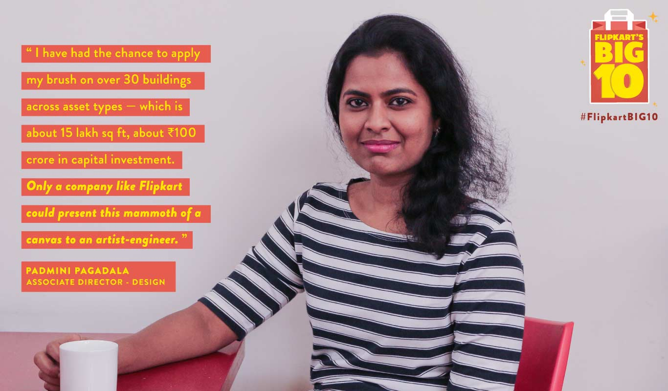 I be Flipster — Padmini Pagadala on growing with Flipkart