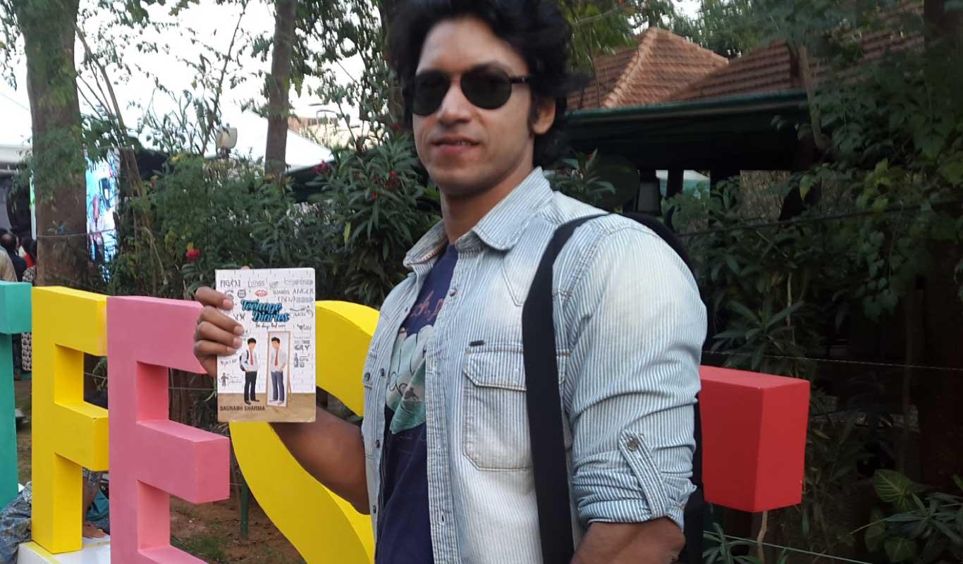 Meet Saurabh Sharma, Flipkart's bestselling novelist
