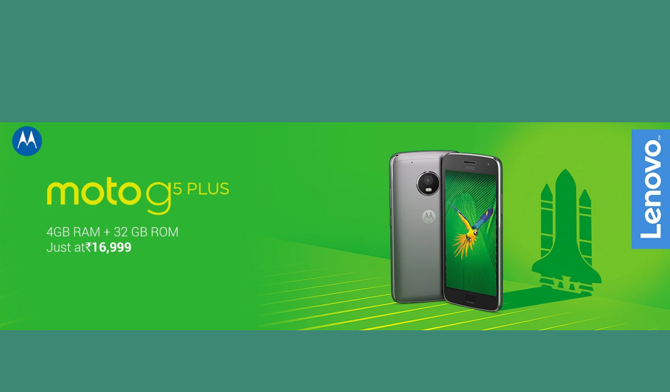 The master of all Moto devices – the Moto G5 Plus is here!