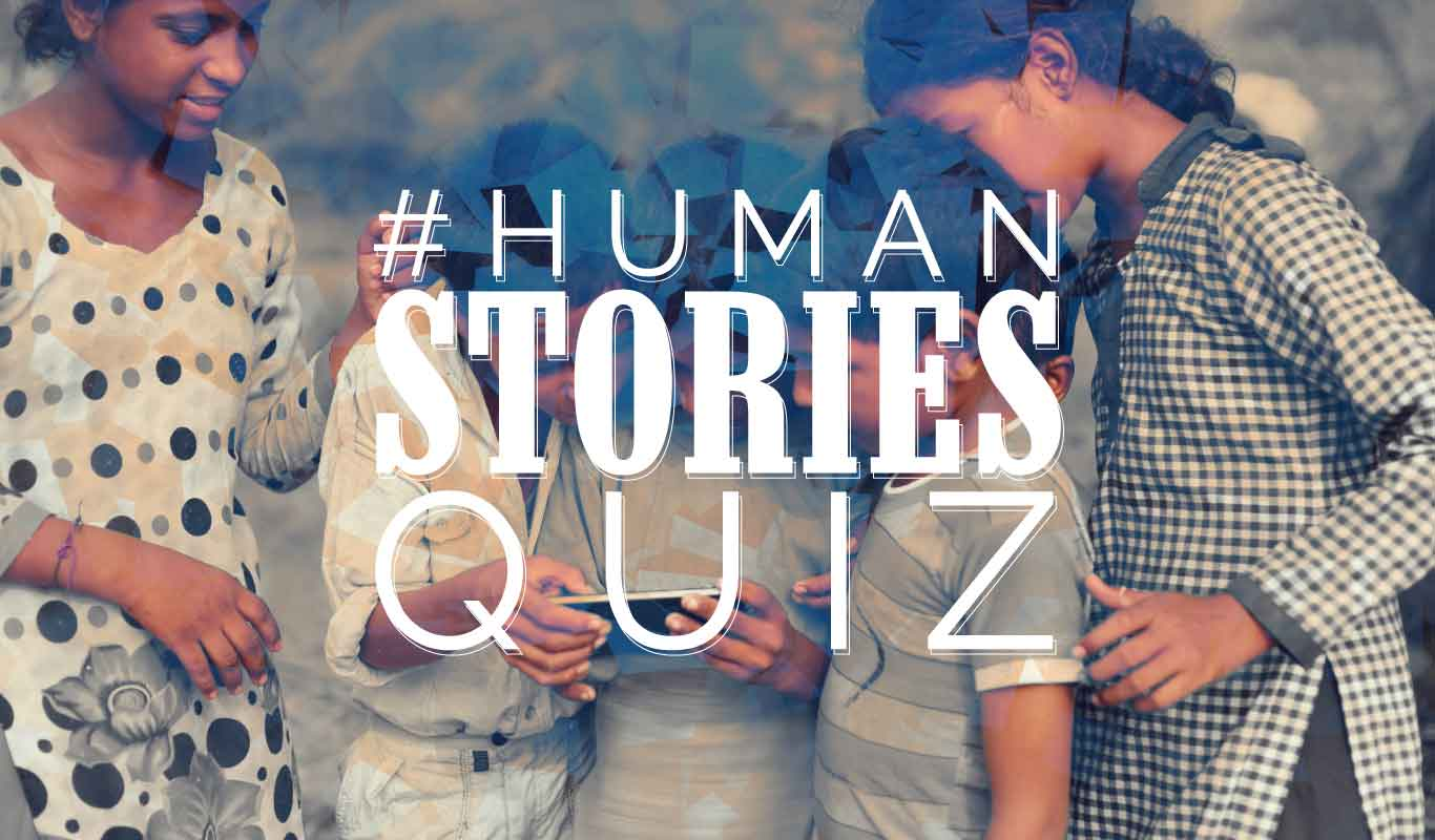 #HumanStoriesQuiz – The humans of Flipkart contest