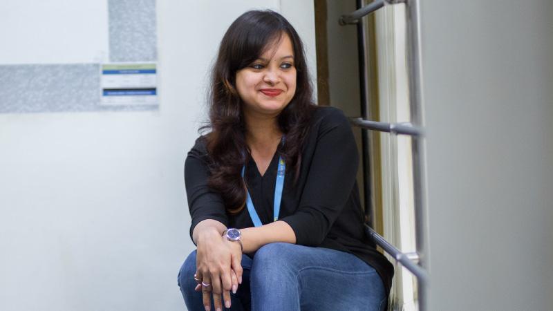 Mahasweta Mahapatra, Project EVA