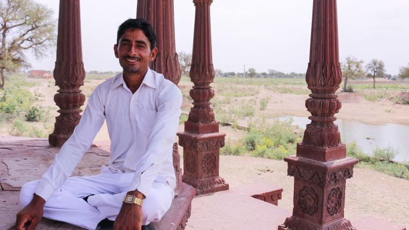 Pokhran Kailash Ram Bishnoi