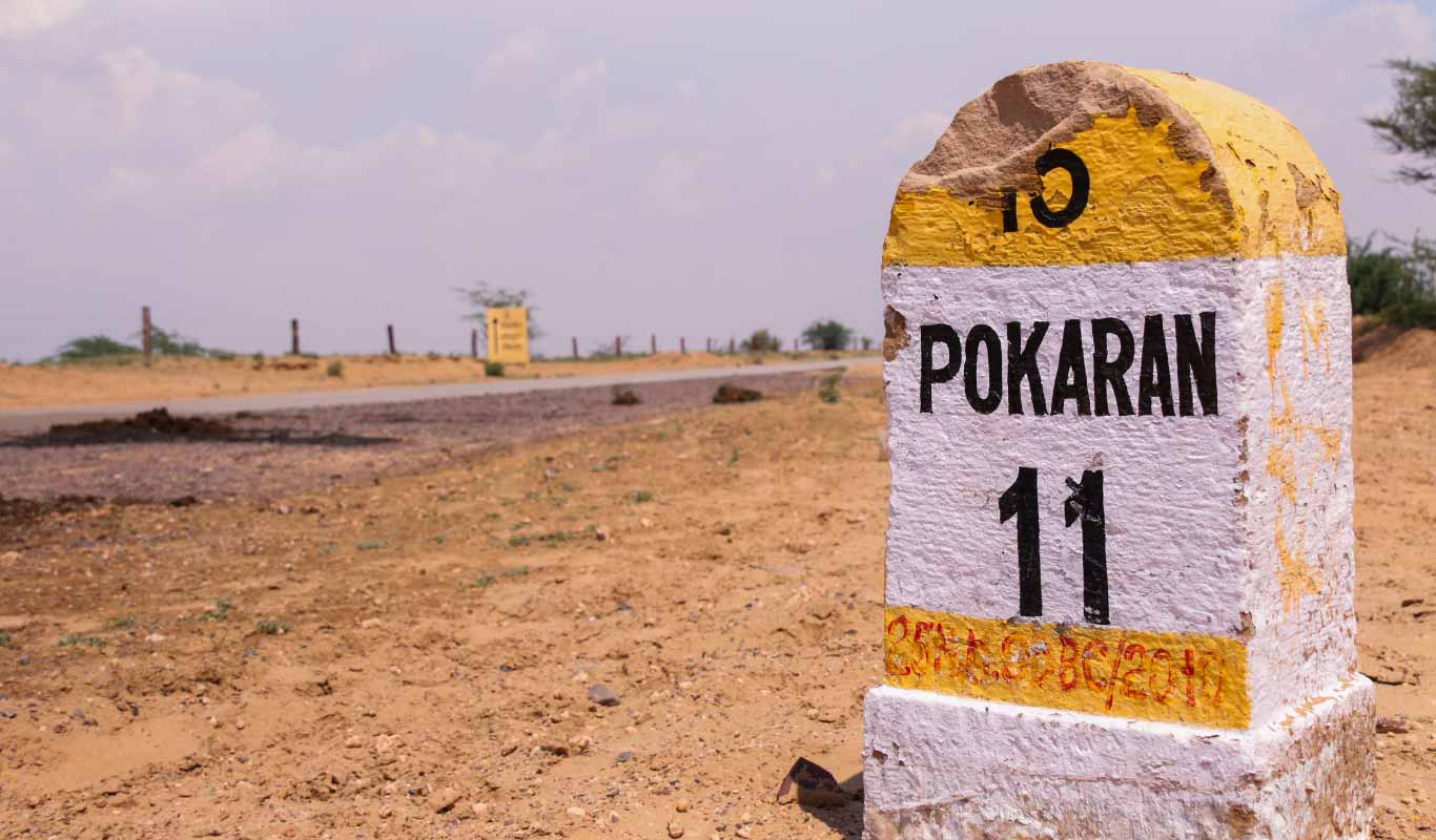 In Pokhran, online shopping is no mirage for Flipkart customers