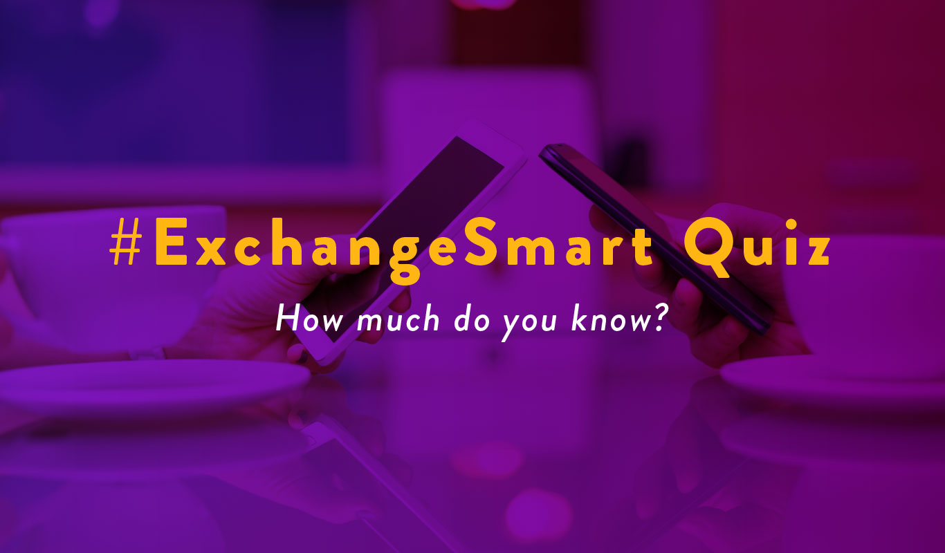 Want to exchange your old phone? Play the #ExchangeSmart quiz!