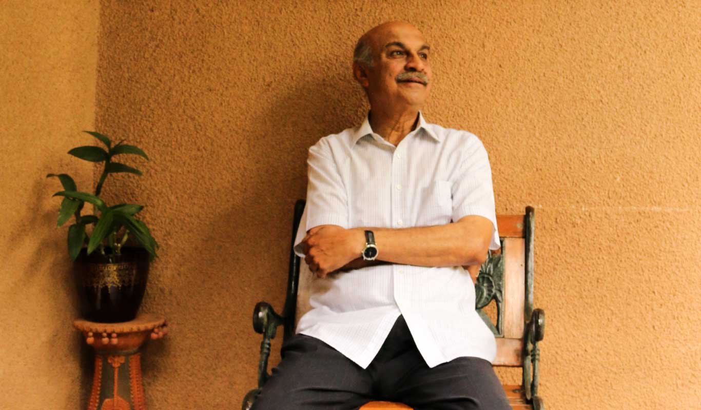 S M Fathaulla – the landlord who gave Flipkart its first office