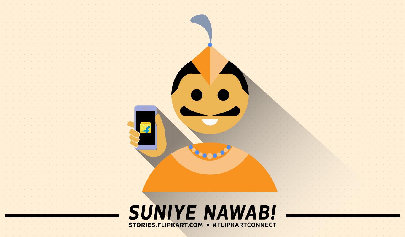 FlipkartConnect: Uttar Pradesh Shoppers go Pehle App