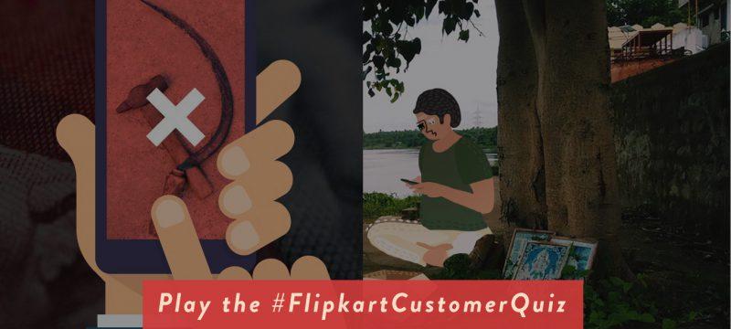 #FlipkartCustomerQuiz_banner