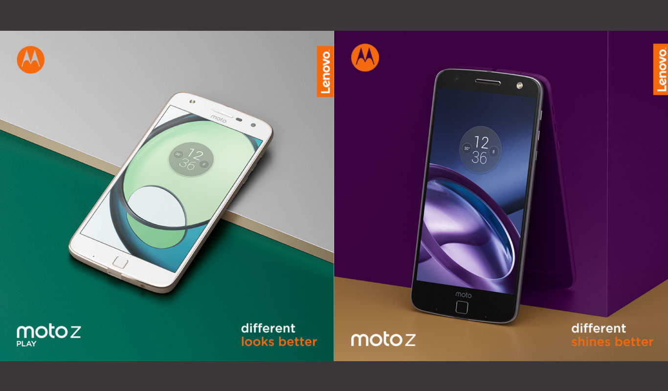 Two phones, many personalities – The modular Moto Z and Z Play