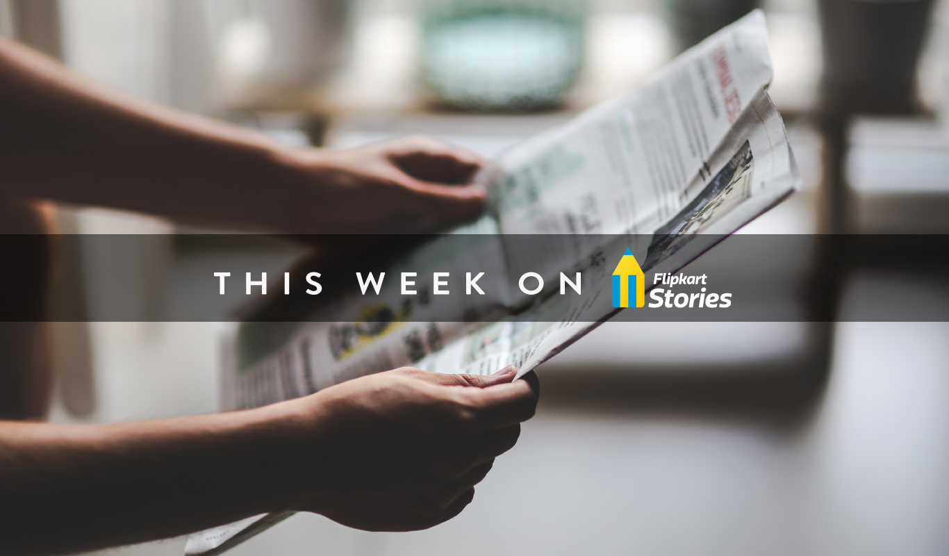 Flipkart News Update – This week on Flipkart Stories