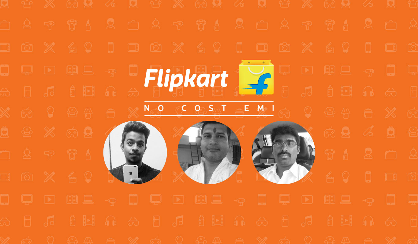 With No Cost EMI, no dream is too big for these Flipkart customers