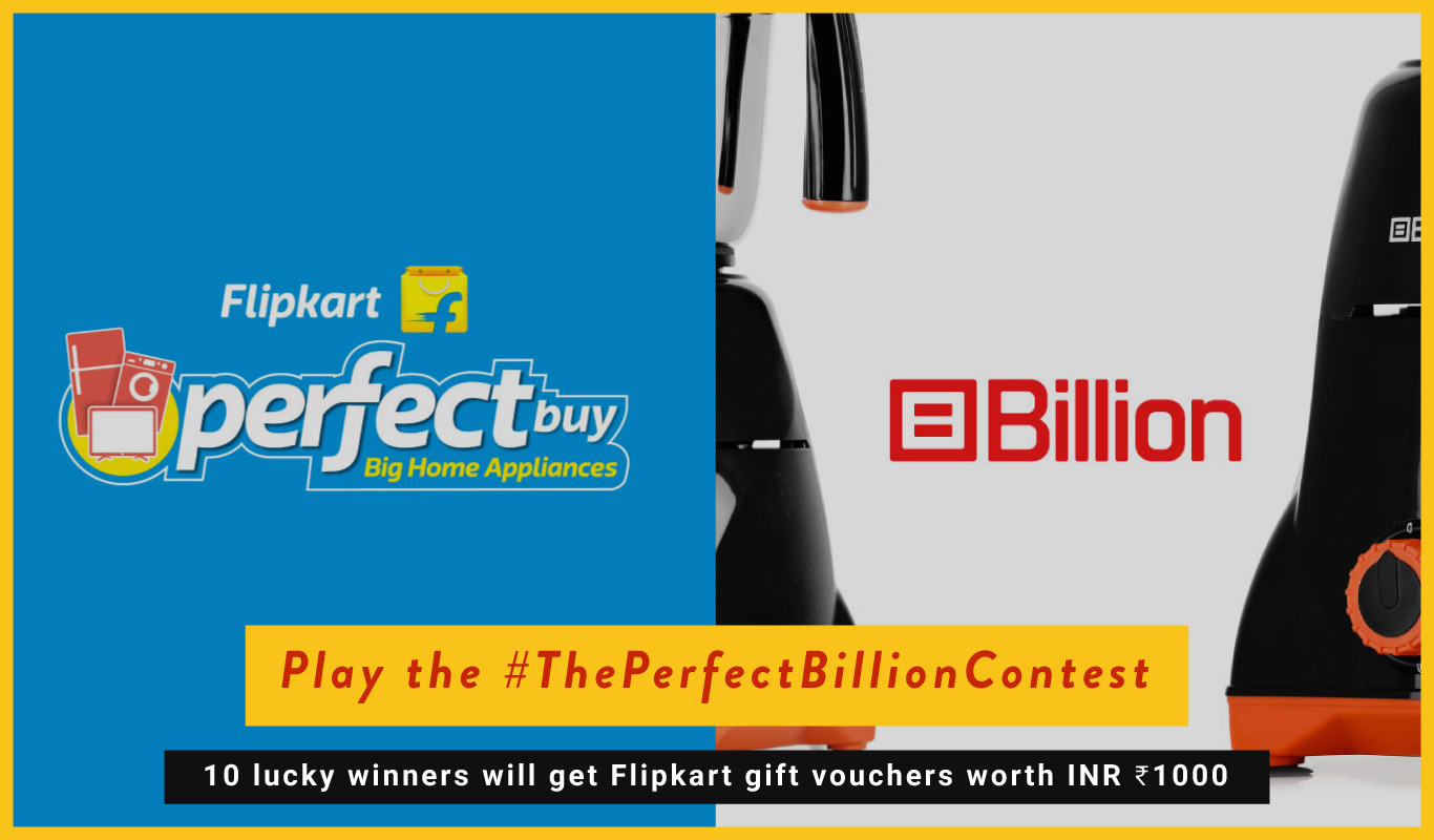 Play #ThePerfectBillionContest