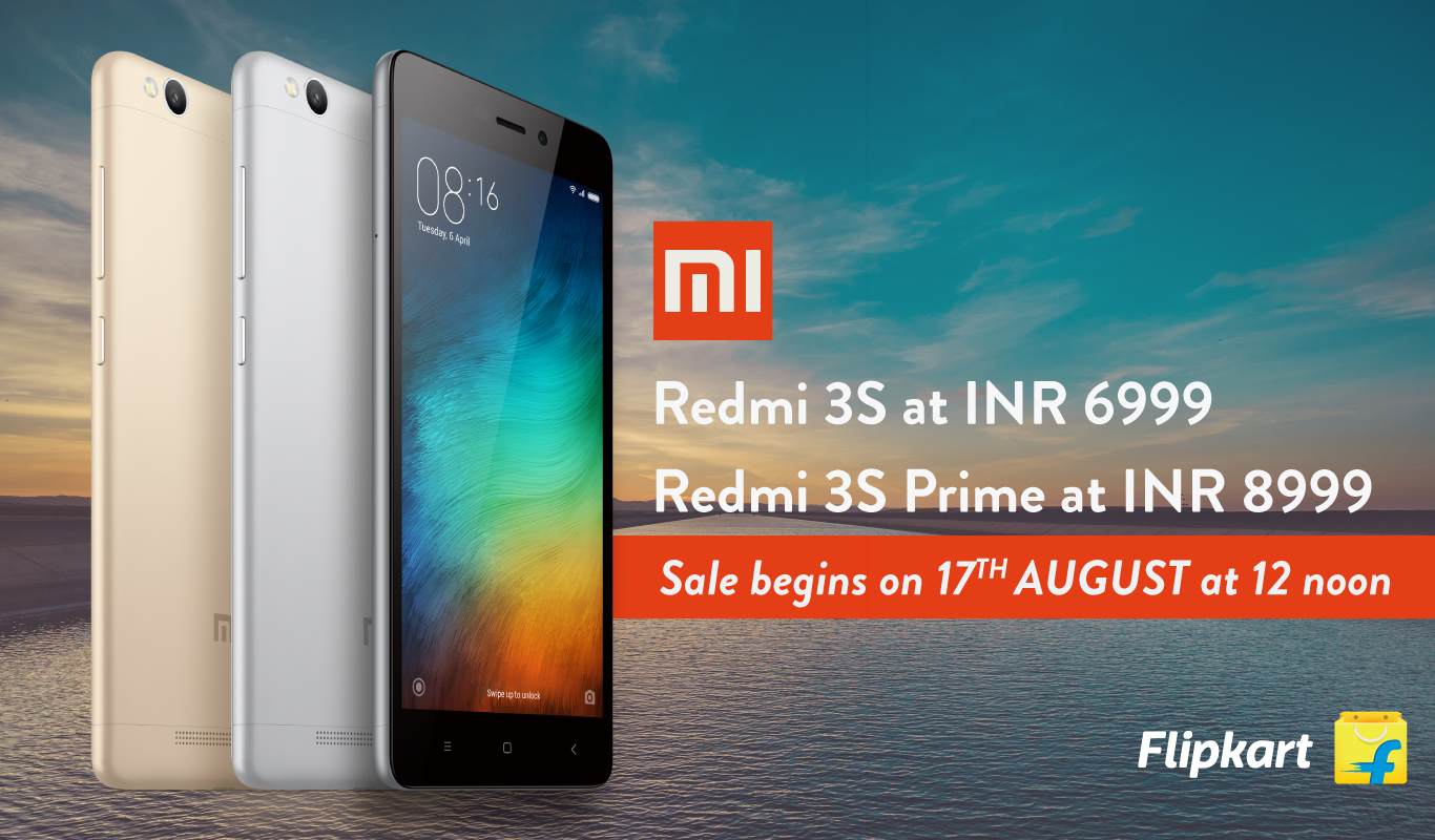 Xiaomi Redmi 3S and Redmi 3S Prime – Hefty features at an affordable price