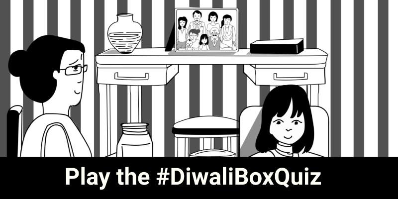 The Ekart Courier Diwali Contest – #DiwaliBoxQuiz