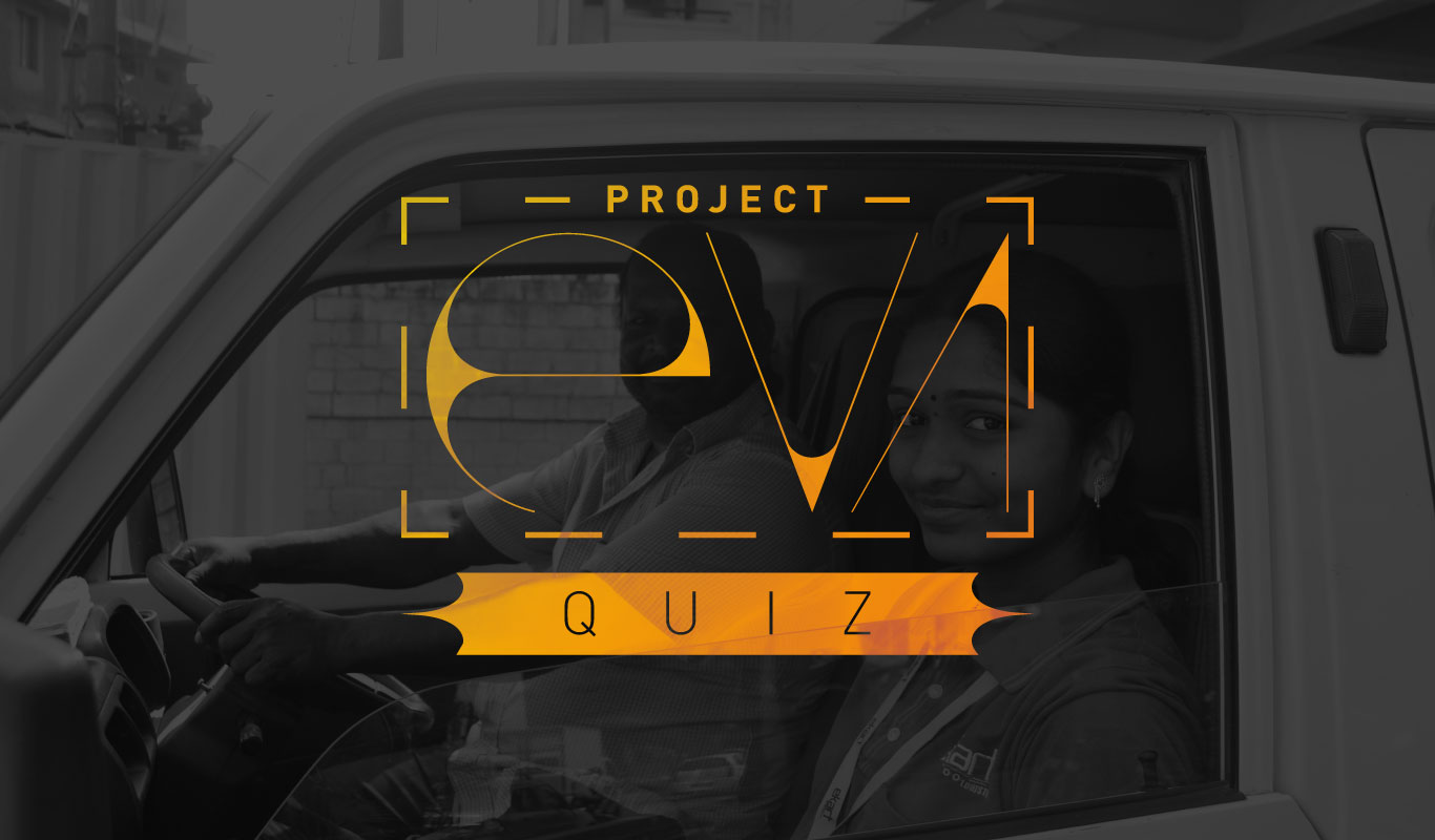 Take part in the #FlipkartEVAquiz – The Flipkart Project EVA contest