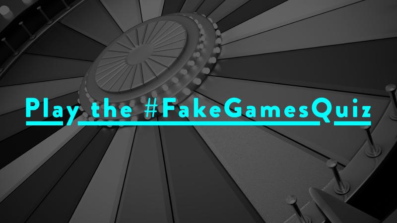 Play the #FakeGamesQuiz and win genuine Flipkart prizes!